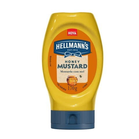 Mostarda com Mel Hellmann's 170 g -