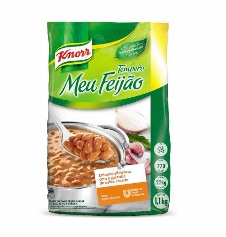 Tempero Meu Feijão Knorr 1,1 kg -