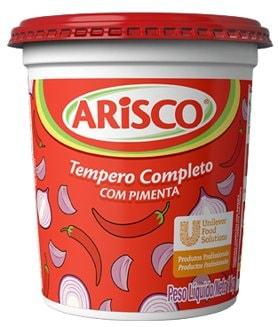 Tempero Completo com Pimenta Arisco 1kg -