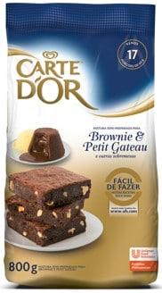 Brownie & Petit Gateau Carte D'Or 800g