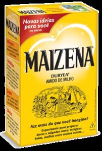 Amido de Milho Maizena 1 kg - Aqui está o produto que você já confia para preparar diferentes receitas.