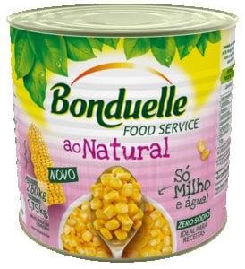 Milho em Conserva Natural Bonduelle 1,75 kg -