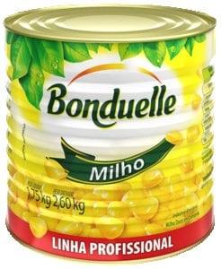 Milho em Conserva Profissional Bonduelle 1,75 kg -