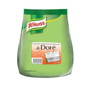 "Mistura para Preparo ""À Doré"" Knorr 700 g"