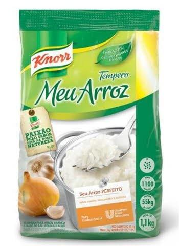 Tempero Meu Arroz Knorr 1,1 kg -