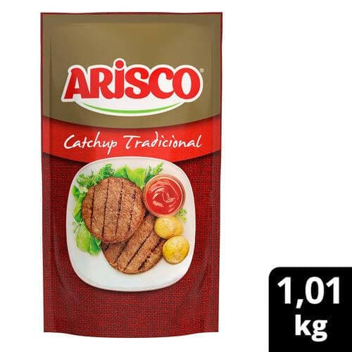 Catchup Arisco 1,01 kg