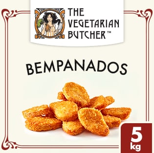 The Vegetarian Butcher Empanados Vegetal -